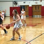 Lady Raiders Beat Lady Raiders