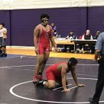Wrestlers Take 3rd In City; Rodgers Wins!