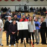 Jenna Purichia Goes On Wall Of Fame