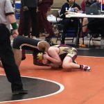 Wrestling In ICC Tourney