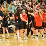 Girls BBall Season Ends; Girls Go 1-1 In Sectionals