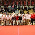 Soccer State Runner-Up Ring Ceremony