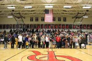 Winter Senior Nights Gallery