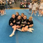 Cheer Takes Second At ICC