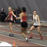Track Opens Up Indoor Season