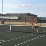 Girls Tennis Opens First Week Of Play