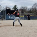 Softball Wins 2 Over Weekend