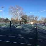 Tennis Downed By Speedway