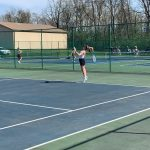 Girls Tennis Starts Season