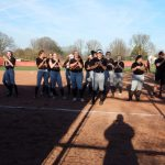 Softball Beat Lutheran In First ICC Game