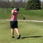 Golf Beats Pike; Falls To Covenant