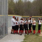 Softball Beats Down Bulldogs