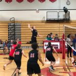 Volleyball Beats Bishop Chatard