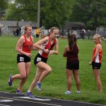 Boys Track Takes ICC; Girls Finish 2nd