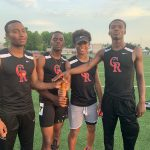 Boys Track And Field Competes In Sectional
