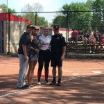 Softball Dominates On Senior Night