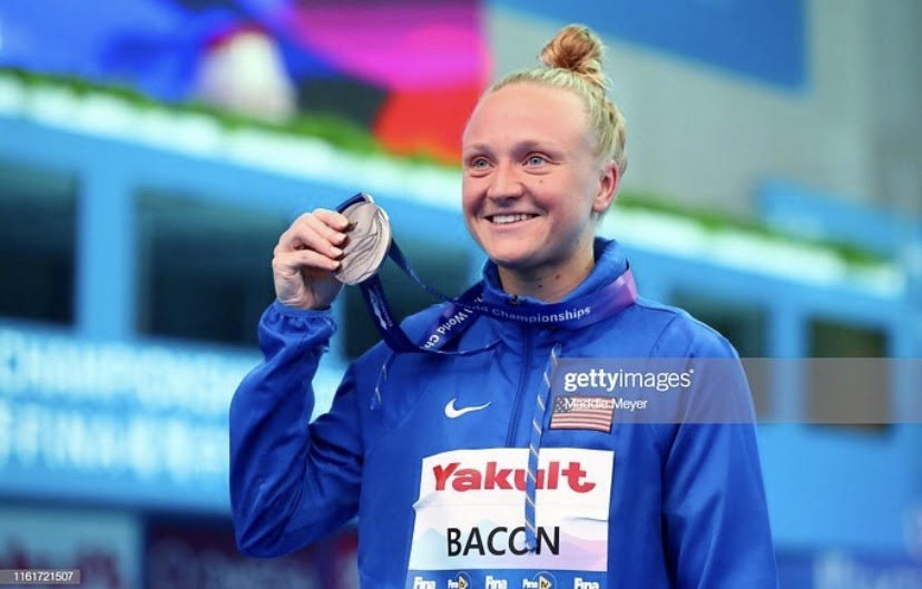Sarah Bacon Captures Silver in Worlds