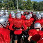 Raider Football Preparing to Battle