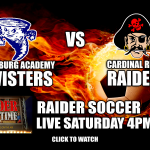 Soccer Versus Oldenburg Academy: Watch Live Here