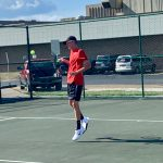 Raiders Tennis Places Fifth At Warrior Invite