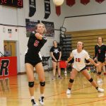 Volleyball Hosts CRHS Invitational