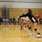 Raiders Volleyball Beats ICC Foe