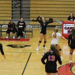 Volleyball Stumbles; Freshman Team Improving