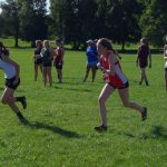 Fox And Hound Race; Boys Take 4th, Girls Win
