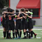 #5 Soccer Keeps Winning Streak Alive Against Plainfield