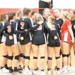 Raiders Travel To Lutheran: Lose In 5 Sets