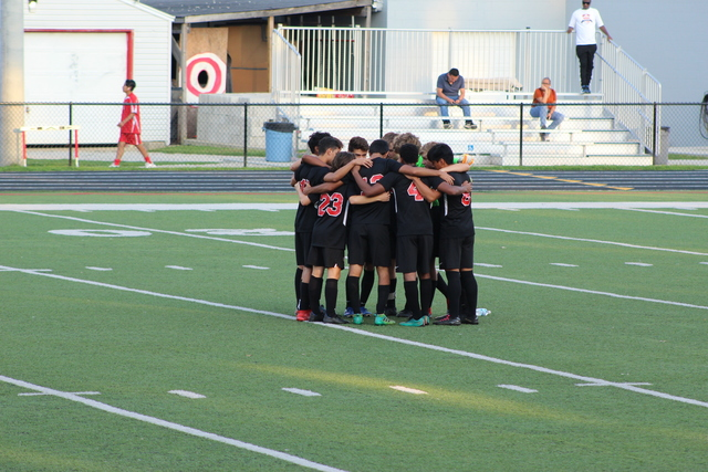 #6 Boys Soccer Season Comes To A Close