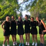 Girls Golf Goes To South Grove Golf Course