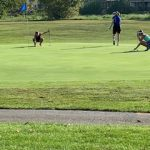 Raiders Golfers Improving Going Into Sectionals