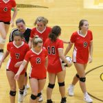 Lady Raiders Advance In City