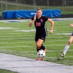 Girls Soccer Competes In City Tourney