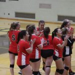 Raiders Volleyball Season Comes To An End