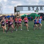 Girls XC Takes 13th; Stamm Earns All-State