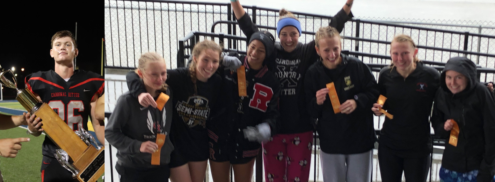Girls Cross Country Team, Parker Mead Named AOTM