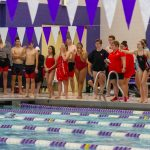 Raiders Host First Ever Swimming And Diving Meet