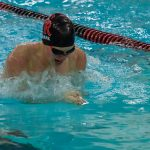 Girls Swimmers Win; Boys Go 1-1