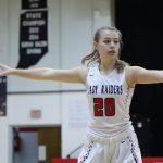 JV Girls Basketball Wins Final Road Game