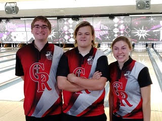 3 Raiders Hit Lanes In Regionals! Trae Rott Advances To Semi- State