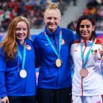 Sarah Bacon Wins Gold In Germany
