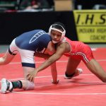Johnson Takes 8th At State