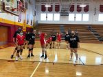 Lady Raider Freshman Fall Short In Zionsville Round Robin Tourney