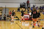 Girls Volleyball Slay Giants