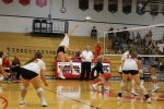 Volleyball Bounces Back Against Lutheran