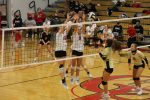 Lady Raiders Win In 3 Sets Over Lebanon