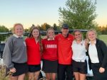 Girls Golf Season Comes To An End