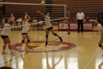 Lady Raider JV-Varsity Volleyball Lose To Plainfield: Freshman Season Ends